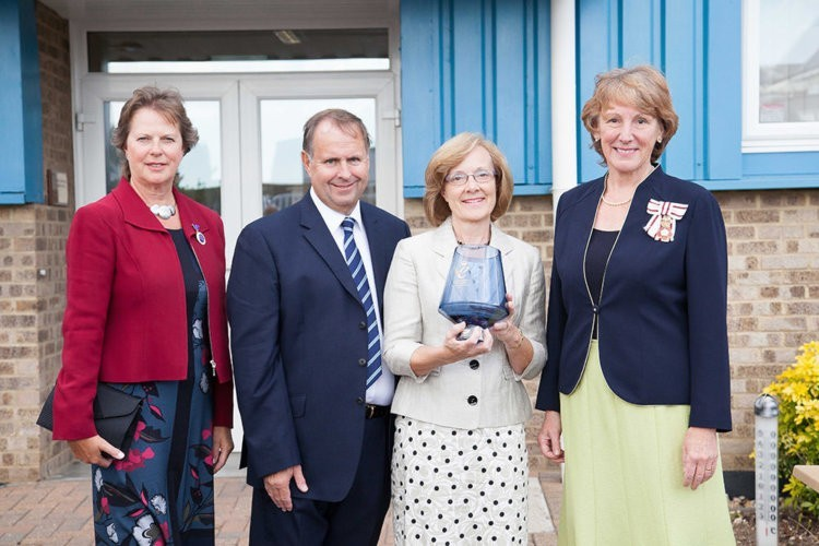 ETI Celebrate Third Queen's Award for Enterprise