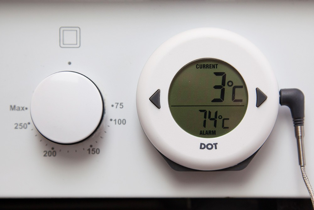 Cooking Battle of Time vs Temperature