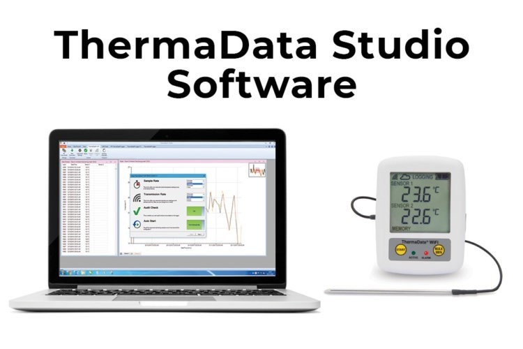 Thermadata Studio – Walk Through Set Up Guide