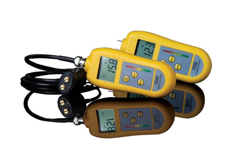 Moisture Meters for Measuring Damp