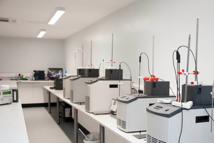 NEW state-of-the-art UKAS calibration laboratory for ETI