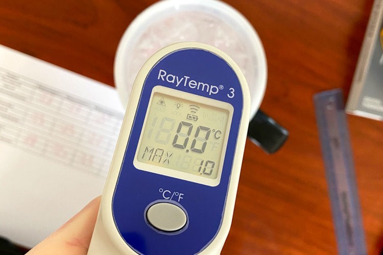 Validating the Readings on an Infrared Thermometer Using an Ice Bath