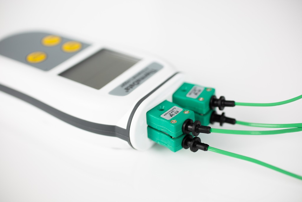 How to Set Up & Use the ThermaData 4 Channel Logger