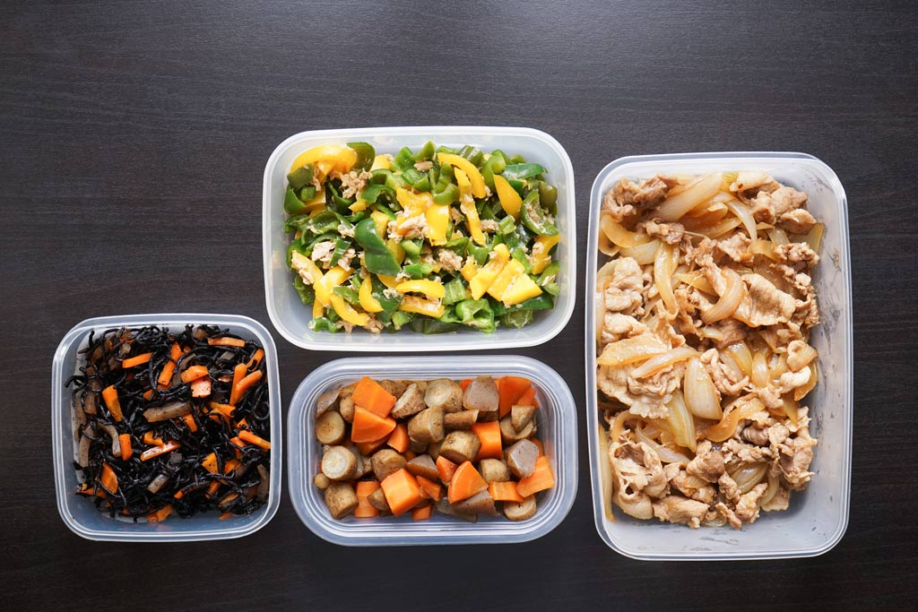 Food waste: cooling and reheating leftovers